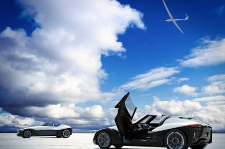 Download trọn bộ hình nền độ phân giải cao của Nissan BladeGlider Concept thế hệ mới